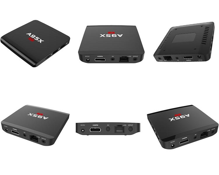 A95X R1 Amlogic S905W 1gb/2gb ram 8gb/16gb rom android 7 1 ott tv