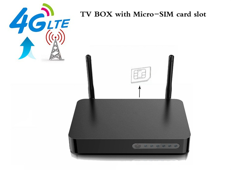 G16 Built-in lithium battery 4G LTE SIM card port smart android tv